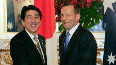 Japan and Australia agree trade deal | #Econ4 Trade | Scoop.it