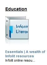Essentials | A wealth of Infolit resources - LiveBinder | New-Tech Librarian | Scoop.it