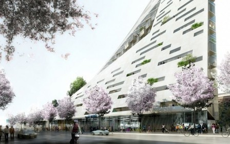 """[New York] BIG's West 57th """"Pyramid"""" Wins Final Approval 