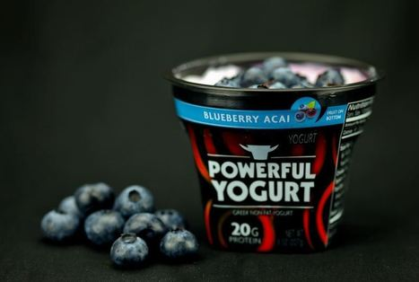 Do men need their own yogurt? New brand bets they do | Food Brand Marketing Expert | Scoop.it