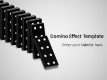 Domino PowerPoint Template.pptx | template | Scoop.it