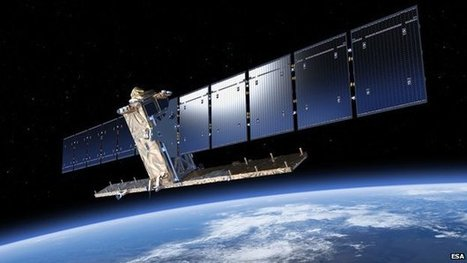 EU Sentinel radar satellite returns first images |BBC News | Digital Media Literacy + Cyber Arts + Performance Centers Connected to Fiber Networks | Scoop.it