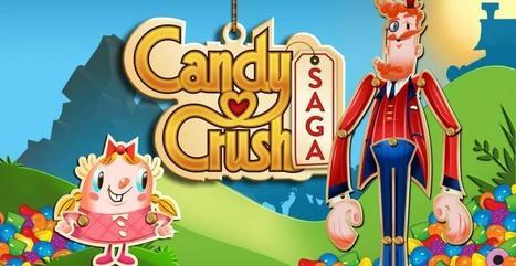 Candy Crush Saga : King dépose la marque Candy et se bat contre d'autres développeurs   melty.fr   Droit des Marques   Scoop.it