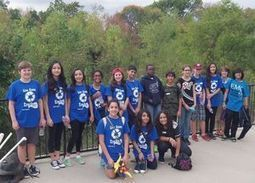 Ereckson Environmental Club receives grant | Texas Stream Team | Scoop.it