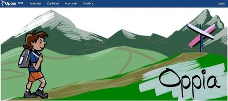 Oppia. Nueva herramienta de Google para crear actividades interactivas con feddback | Recursos TAC | Scoop.it