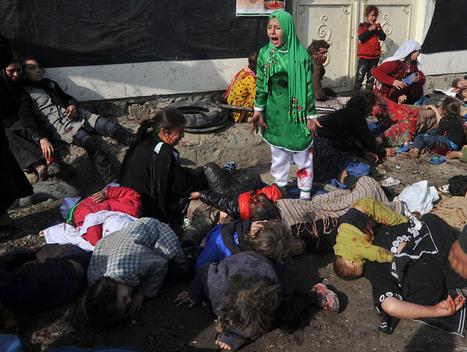 Prix Pulitzer 2012 Massoud Hossaini | La Lettre de la Photographie | Photojournalism reporting | Scoop.it