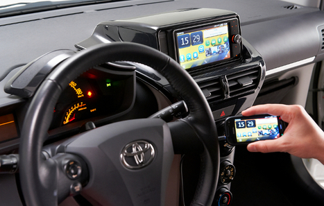 Influencia - Innovations - Toyota embarque Samsung… | Radio 2.0 (En & Fr) | Scoop.it