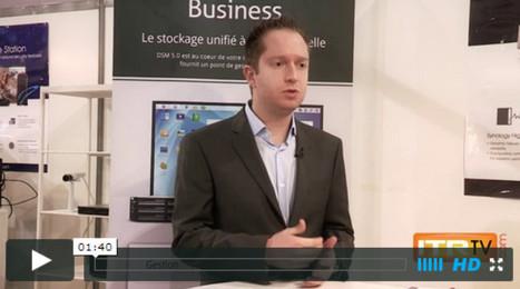 IT Partners : Rencontre avec Jérôme Levy, Synology | IT Partners | Scoop.it
