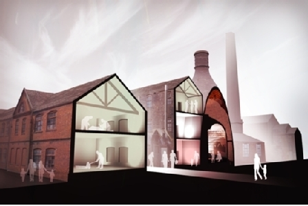 22nd Aug: Stoke-on-Trent's Middleport Pottery given facelift green light | Stoke-on-Trent & North Staffordshire | Scoop.it