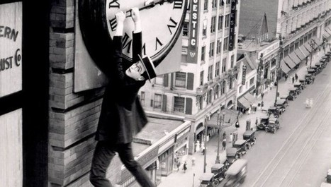 6 Filmmaking Tips From Silent Era Icon Harold Lloyd - Film School Rejects   Early Cinema   Scoop.it