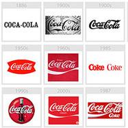 L'Évolution des logos de 25 multinationales | Ma Revue Web | Le e-journal du marketer | Scoop.it