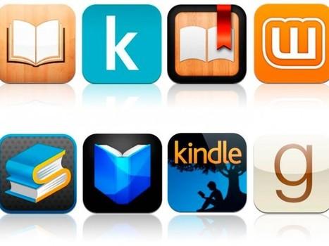 Aplicaciones gratuitas para leer ebooks en iOS | Xombit | HORA DE APRENDER | Scoop.it