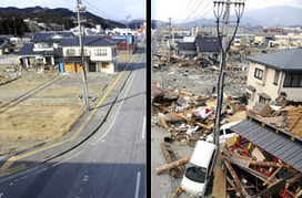 Japan Earthquake: Before and After | Multimedia Storytelling Examples | Scoop.it