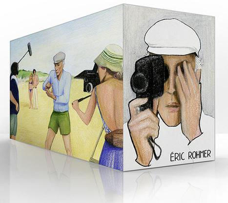 Eric Rohmer : l'intégrale en DVD et blu-ray en novembre - aVoir-aLire | Actu Cinéma | Scoop.it