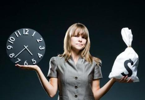 Si quieres ser feliz debes poner el tiempo libre por delante del dinero | Errors Are Imminent | Scoop.it