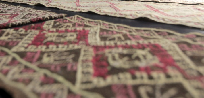 Queen of the Desert tapestries   Heritage Daily   À la une   Scoop.it