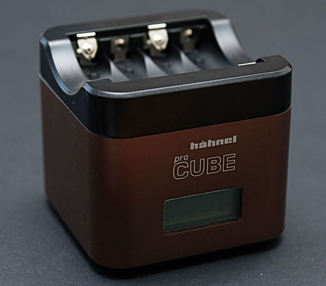 The Hahnel ProCube's cuteness hides a rock of a charging station | IT Enquirer | Scoop.it