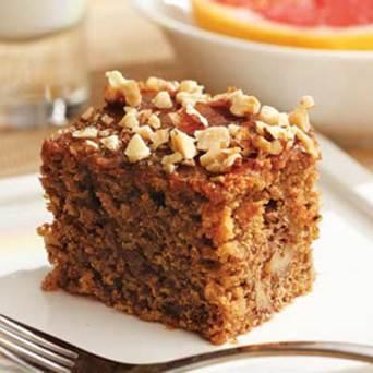 Greek Walnut Spice Cake | Restaurants & Food Guide | Scoop.it