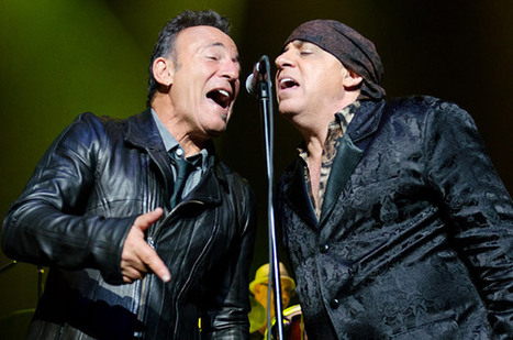 Steven Van Zandt Talks New Springsteen Music, Tour, Acting Roles - Billboard | Bruce Springsteen | Scoop.it