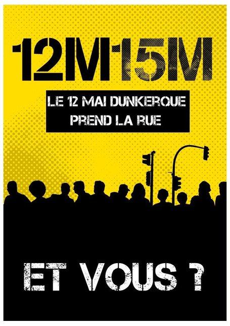 le #12M Dunkerque prend la rue... Et vous ? | Indigné(e)s de Dunkerque | Scoop.it