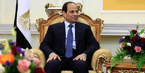 Sisi meets prominent Egyptian businessmen | Égypt-actus | Scoop.it