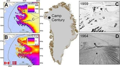 Réchauffement : une base militaire datant de la guerre froide resurgit au Groenland | Toxique, soyons vigilant ! | Scoop.it