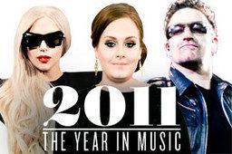 The Best of 2011: The Year in Music   Billboard.com   L'actualité de la filière Musique   Scoop.it