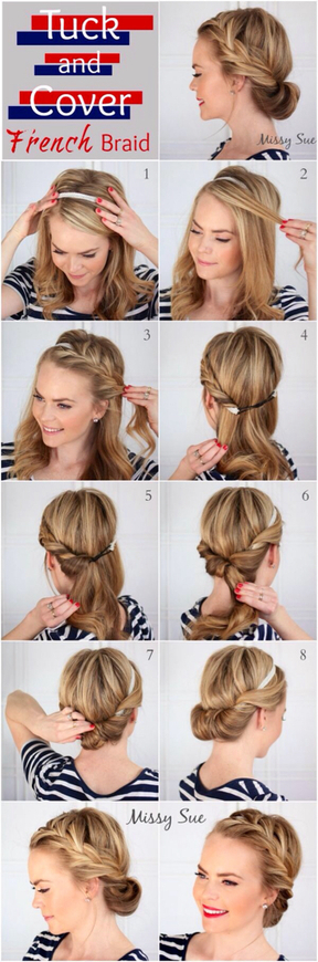 French braid | Do It Yourself <3 | Scoop.it