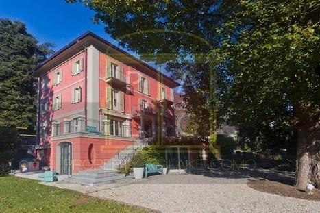 Feature Rich Luxury Italian #VillaforSale at Lake Como | Property at Lake Como | Scoop.it