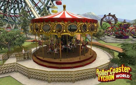RollerCoaster Tycoon World PC Full Español | Descargas Juegos y Peliculas | Scoop.it