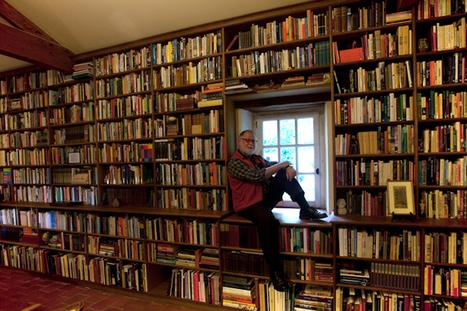 Alberto Manguel: la curiosidad nos hace transgredir | Formar lectores en un mundo visual | Scoop.it