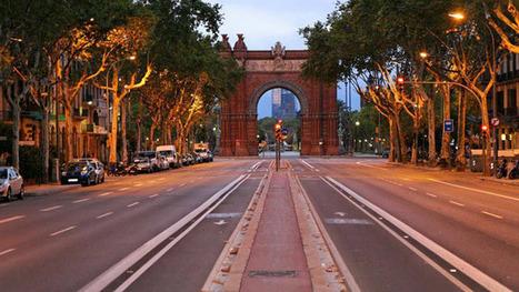 Barcelone devient ville du futur | Tourisme 3.0 | Scoop.it