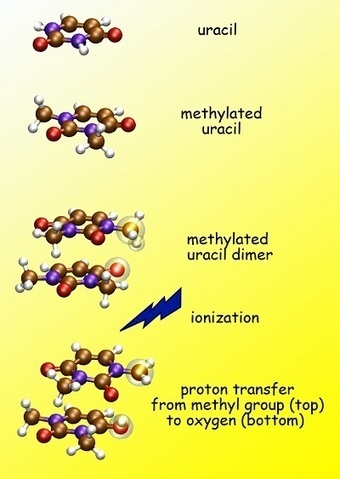 An unsuspected way how protons can move among molecules | Amazing Science | Scoop.it