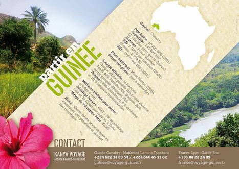 Partir en Guinée | TOURISME GUINEE | Scoop.it