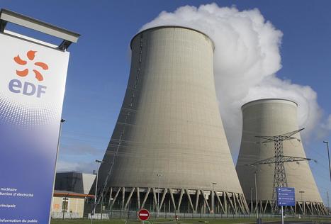 EDF cherche à censurer des révélations sur ses centrales nucléaires en invoquant la « propriété intellectuelle »   hors sujet   Scoop.it