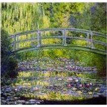 Wooden Garden Bridges | Gardening with Heirloom Plants | Scoop.it