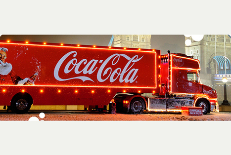 The holidays are coming: Coca-Cola bringing its  Christmas lorry to Leicester | public relations | Scoop.it