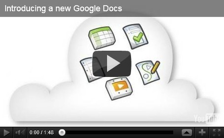 A new Google Docs | Social Media: Changing Our World of Education | Scoop.it