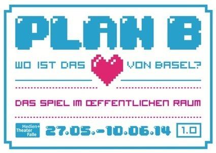 «Plan B 1.0» – das mobile Spiel im öffentlichen Raum | Digitale Spiel- und Lernwelten | Scoop.it