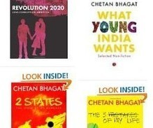 Latest Offer: Get Upto 51% off Books by Chetan Bhagat From Rs. 69 | Shopping | Scoop.it