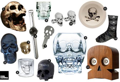 Skull Swag   #Design   Scoop.it