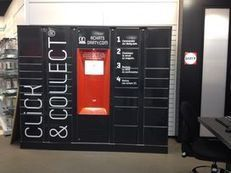 Darty commence à installer des casiers de retrait de | Mercatique | Scoop.it