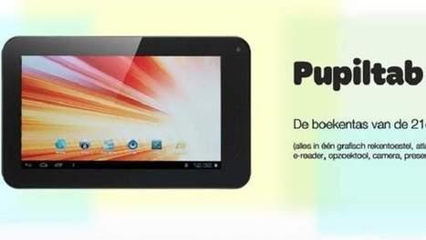 Belgisch opstartbedrijfje komt met budget-tablets voor onderwijs   Onderwijs van morgen   Scoop.it