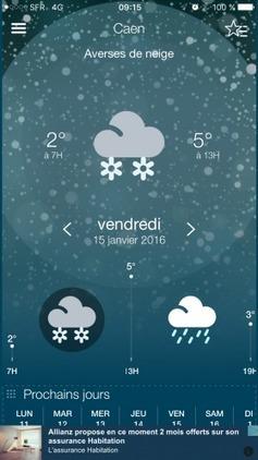 La neige annoncée vendredi en Normandie | Actus Verneuil sur Avre | Scoop.it