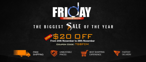ThanksGiving Day, Friday & Cyber Monday Deals   Sky-Seller : Men Leather Jackets   Scoop.it