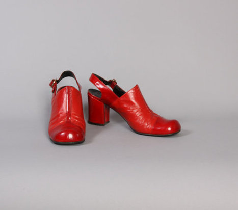 70s Mod Patent Slingbacks | Vintage and Retro Style | Scoop.it