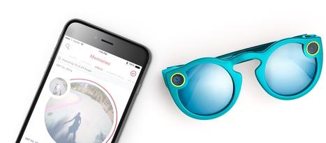 Tout savoir sur les Spectacles, les lunettes connectées de Snapchat - Tech - Numerama | Freewares | Scoop.it