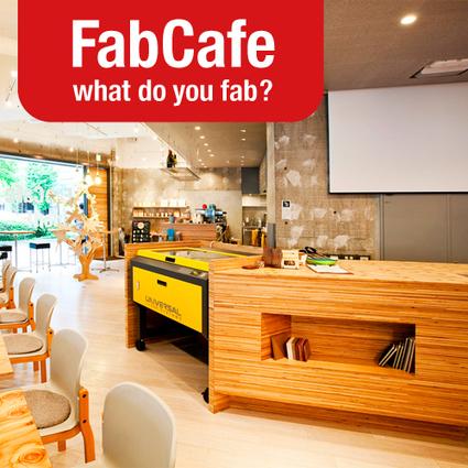 Rencontres FabCafés Tokyo et Barcelone au FabLab Toulouse le samedi 25 octobre   Fab-Lab   Scoop.it