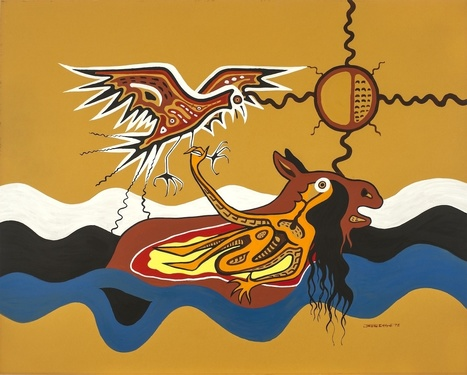 Seven First Nations Artists Who Fought for a Place in the Canadian Canon | Writing, Research, Applied Thinking and Applied Theory: Solutions with Interesting Implications, Problem Solving, Teaching and Research driven solutions | Scoop.it