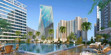 Paarth Goldfinch at Shaheed Path Lucknow 2/3 BHK Flats   Property Lovers India   Scoop.it